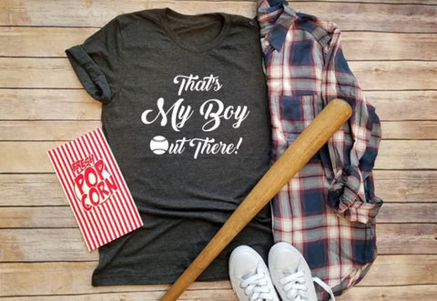 That's my Boy Graphic Tee