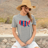 America! 4th of July tee