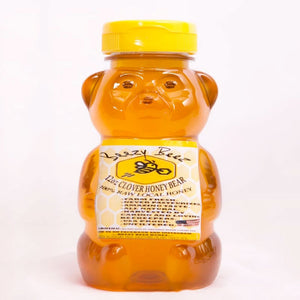 12oz NYC/NJ Honey Bear (NON-CBD PRODUCT)