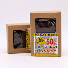 Load image into Gallery viewer, 50mg CBD Full Spectrum Honey Brownie