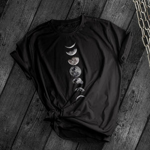 Lunar Phases Tee