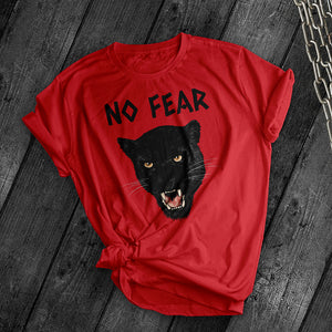 No Fear Panther Tee