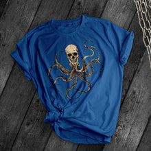Load image into Gallery viewer, Octoskull Tee
