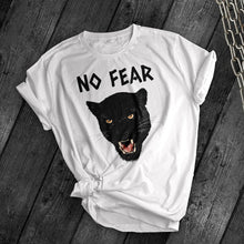 Load image into Gallery viewer, No Fear Panther Tee