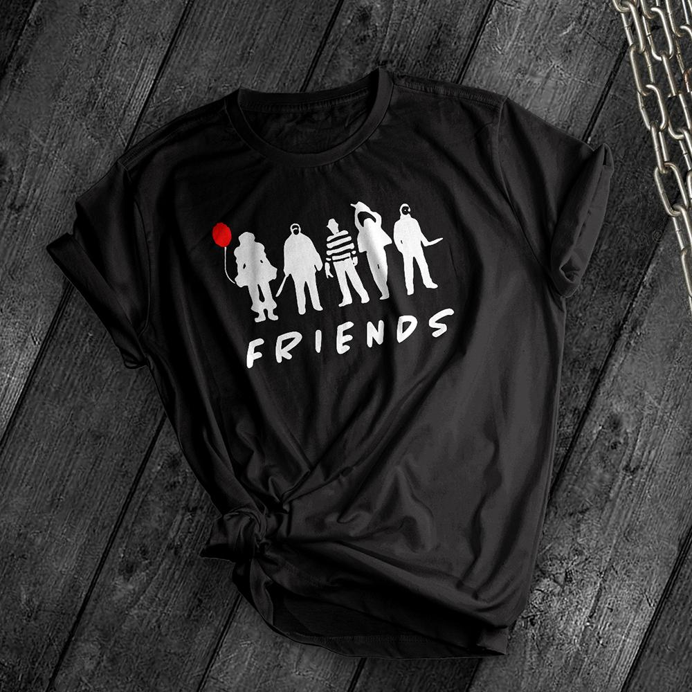 Friends 02 Tee - Dark Tees
