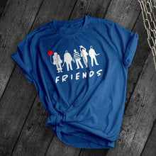 Load image into Gallery viewer, Friends 02 Tee - Dark Tees