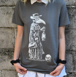 Plague Doctor Tee - Dark Tees