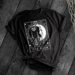 Tarot Card Tee - Dark Tees
