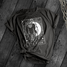 Load image into Gallery viewer, Tarot Card Tee - Dark Tees