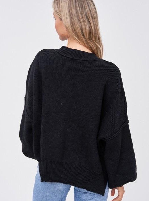 Be Easy Sweater