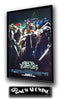 3) 3-Pack Custom Premium 27x40 LED Light Box Movie Poster Display Frames