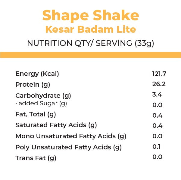 foodstrong shape shake kesar badam lite made with antibiotic free grassfed whey nutritionals