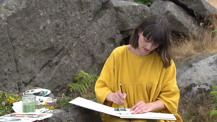 6 Creative Classes That'll Get You Started on a New Artistic Skill This Year