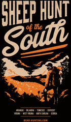 Sheep Hunt of the South | Unisex T-Shirt