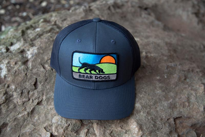 New! Bear Dogs Trucker Hat (Available Now!)