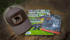 Big Bear Package: Subscription/Hat/DVD Combo (your choice between three hats)