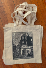 Load image into Gallery viewer, Kuba Kuba Restaurant Tote Bag