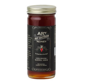 AR's Bourbon Barrel Aged Hot-Hot Honey