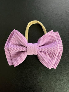 Paisley Baby Bow - Kansas Rose