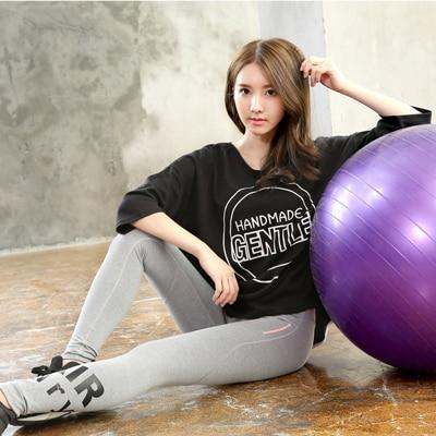 2 Pcs Women Yoga Set Fitness Gym Clothes Running Half Sleeve Loose T Shirt+Pants Yoga Leggings Jogging Workout Sport Suit