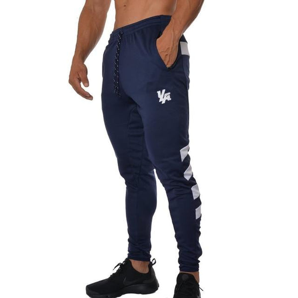 Autumn New Mens Joggers Sweatpants Man Gyms Fitness Workout Brand Trousers Male Casual Slim Pants Sporting Bottom Clothing