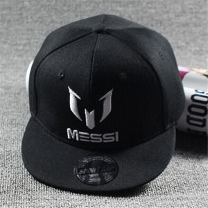 2019 New Fashion MESSI Baseball Cap Hats Hip Hop Cap for Boys