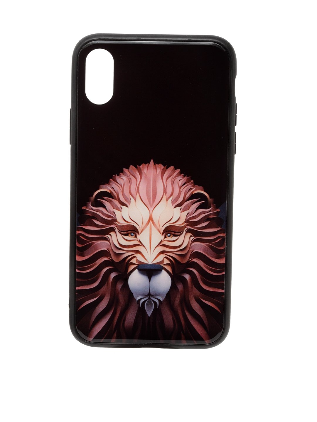 Lion High Quality iPhone Case For iPhone X
