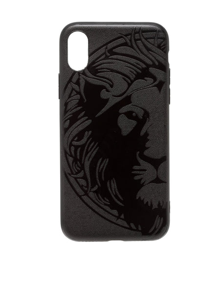 Printed Lion iPhone X Mobile Case