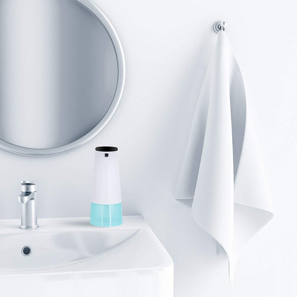 Rechargeable & Touch Free Sanitizer & Soap Dispenser