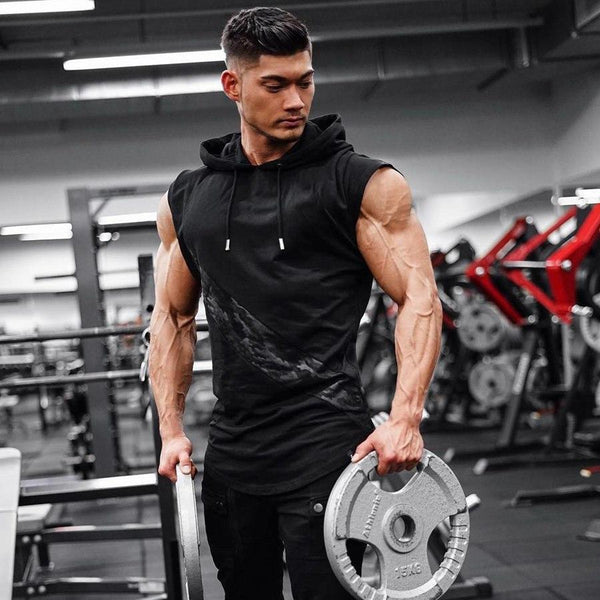 gym hoodies tops, gym wear for men