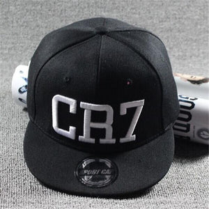CR7 Baseball Cap Hats Boys Girls Snapback Hat New Fashion Panama Kids caps