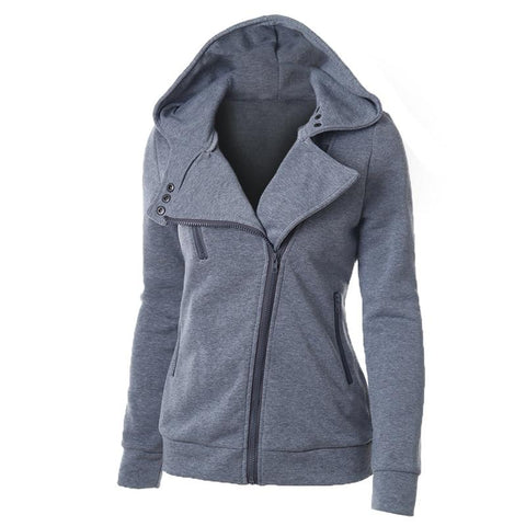 Long Sleeve  Fashion Hoodies Sweatshirts For Women