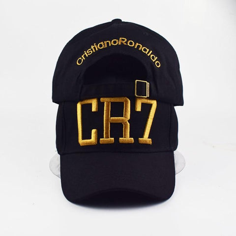 Fashion Style Cristiano Ronaldo CR7 3D embroidery Baseball Caps