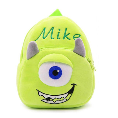 High Quality Children School Bag Plush Cartoon Toy Baby Backpack Boy Gril School Bags Gift For Kids Backpacks