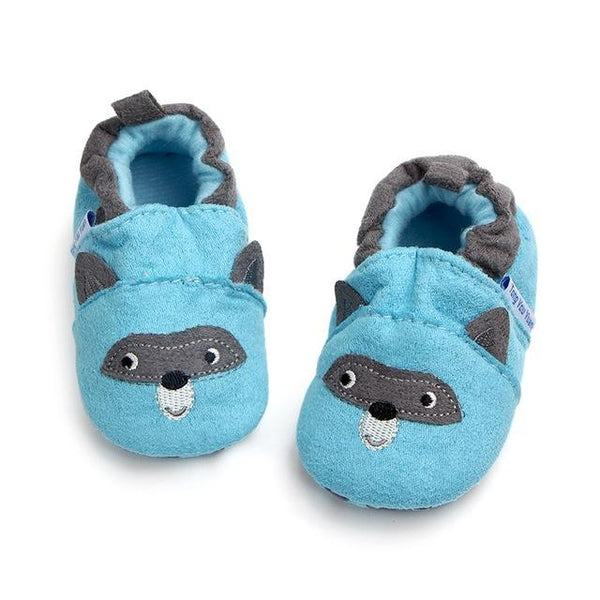 Baby Shoes Cotton Kids Boys Girl Shoes Cartoon Cute Casual First Walkers