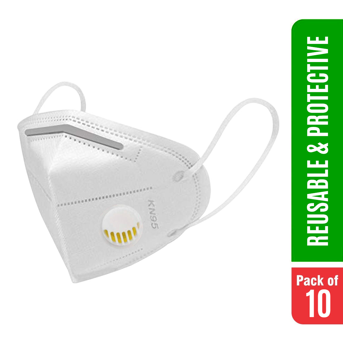 KN95 Reusable Anti Pollution/Bacterial Premium Quality Face Mask With Respirator