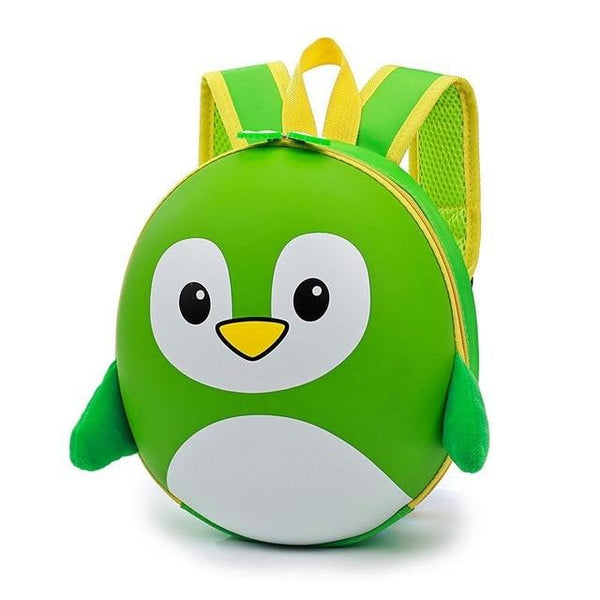 Penguin Orthopedic Schoolbag Children Backpack Hard Shell Backpack Kids Cartoon Mini Shoulder Bag Kids Cute Bags