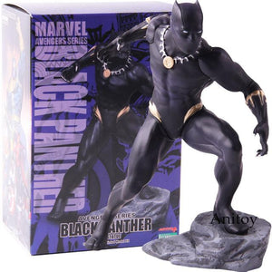 Marvel Action Figure Avengers Black Panther Toy