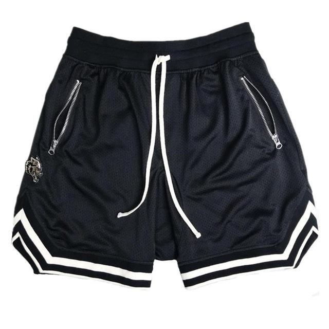 Summer Fitness Shorts Gyms pants for men