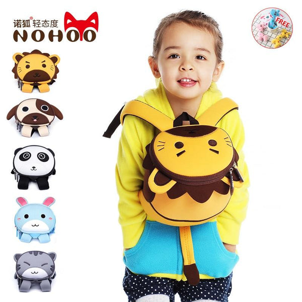 3D kids Bag for girls boys Children school bags cute waterproof Backpacks kindergarten backpack