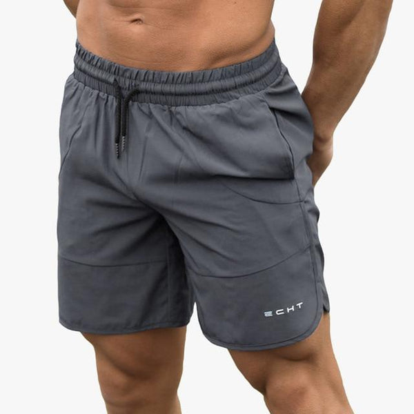 New Men Gyms Fitness Shorts Bodybuilding Sportswear Jogger Workout Quick-dryCool Short Pants Man Casual Fashion Beach Sweatpants
