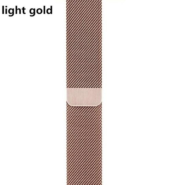 Strap For Apple Watch band 4 3 iwatch band 42mm 38mm 44mm 40mm Milanese pulseira correa apple watch 4 watch Accessories Bracelet