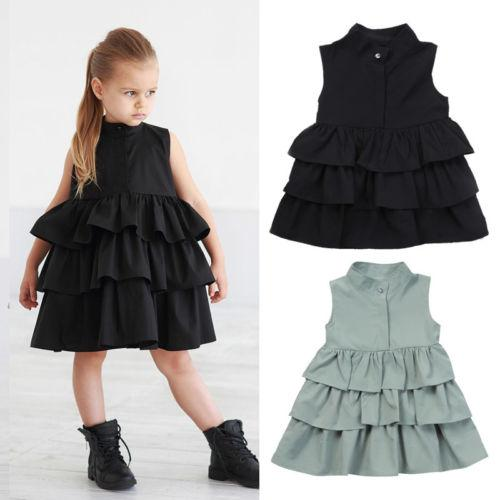 summer dress for kids, party dress for baby girls
