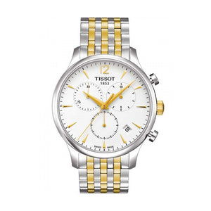 Tissot T-Classic White Dial Stainless steel Men Watch T063.617.22.037.00