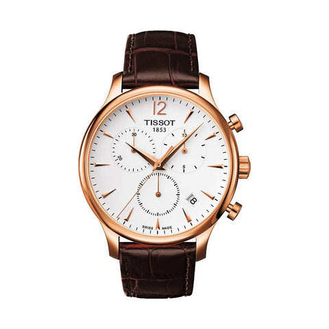 Tissot Tradition Classic Chronograph Men Watch T063.617.36.037.00