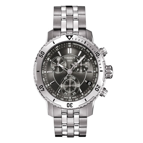 Tissot PRS 200 Chronograph Stainless Steel Men Watch T067.417.11.051.00