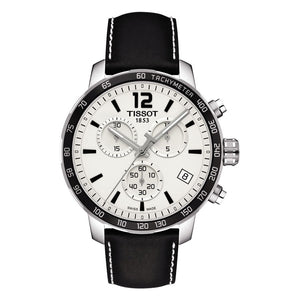 Tissot T-Sport Quickster White Dial Men Watch T095.417.16.037.00