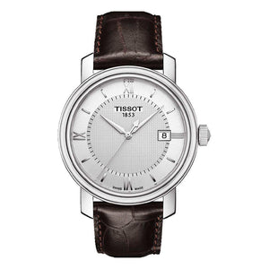 Tissot Bridgeport Silver Dial Men Watch T097.410.16.038.00