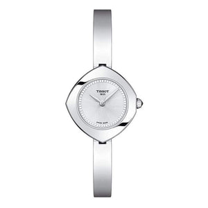 Tissot Femini-T Diamond Silver Dial Women Watch T113.109.11.036.00