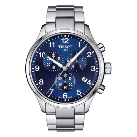 Tissot Chrono XL Classic Blue Dial Men Watch T116.617.11.047.01